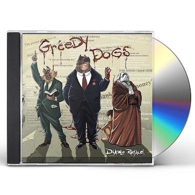 Diablo Royale GREEDY DOGS CD