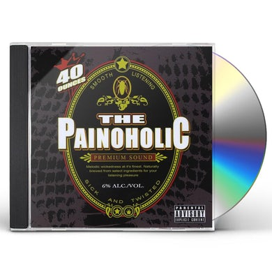 PAINOHOLIC CD