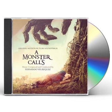 Fernando Velazquez A MONSTER CALLS - SOUNDTRACK CD