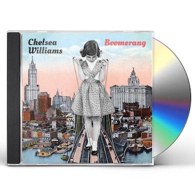 Chelsea Williams BOOMERANG CD