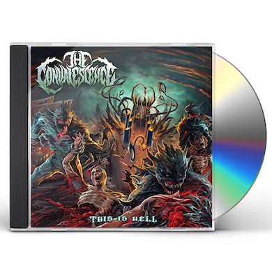 Convalescence THIS IS HELL CD