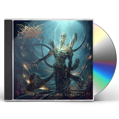 Signs Of The Swarm DISFIGUREMENT OF EXISTENCE CD
