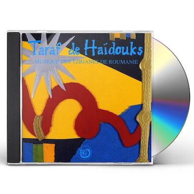 Taraf de Haidouks MUSIQUES DES TZIGANES DE ROUMANIE CD