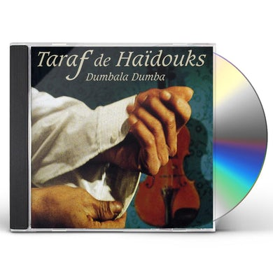 Taraf de Haidouks DUMBALA DUMBA CD