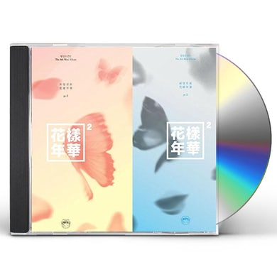 BTS MOST BEAUTIFUL MOMENT IN LIFE PT 2 CD