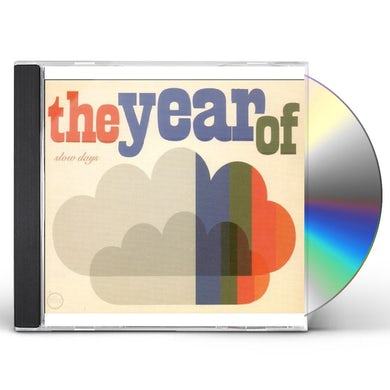 Year Of SLOW DAYS CD