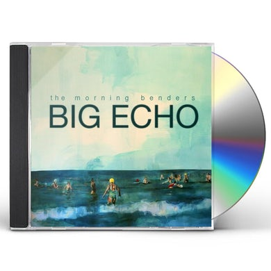 Morning Benders BIG ECHO CD