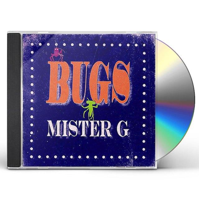 Mister G BUGS CD