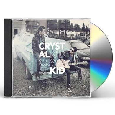 Crystal Kid END OF THE BEGINNING CD