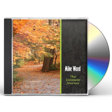 Mike Ward INTIMATE JOURNEY CD