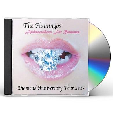 Flamingos DIAMOND ANNIVERSARY TOUR 2013 CD