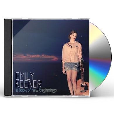 Emily Keener BOOK OF NEW BEGINNINGS CD