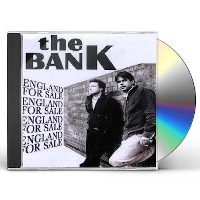 Bank ENGLAND FOR SALE CD