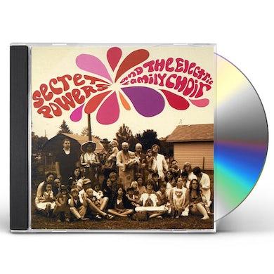 Secret Powers ELECTRIC FAMILY CHOIR CD