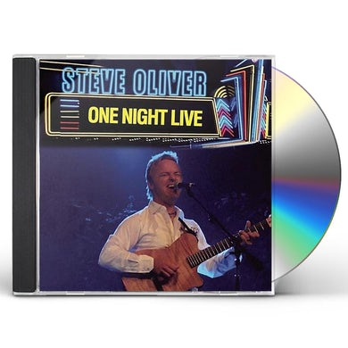 ONE NIGHT LIVE CD