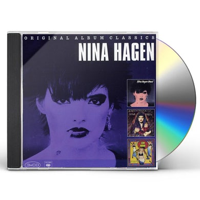 Nina Hagen ORIGINAL ALBUM CLASSICS CD