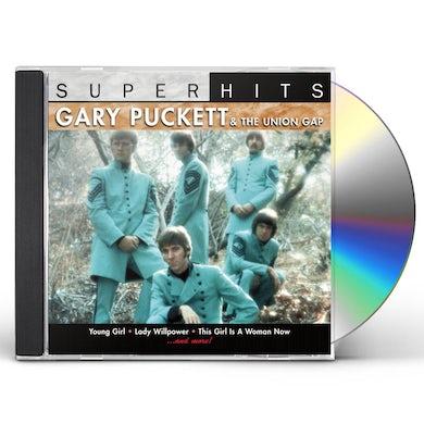 Gary Puckett & Union Gap SUPER HITS CD