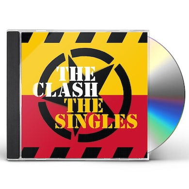 The Clash SINGLES CD