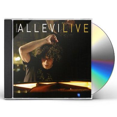 Giovanni Allevi ALLEVILIVE CD