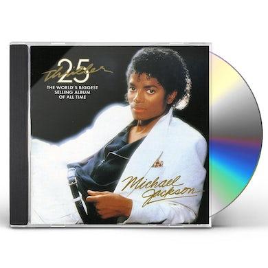 Michael Jackson THRILLER 25TH ANNIVERSARY CD