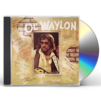 Waylon Jennings OL WAYLON CD