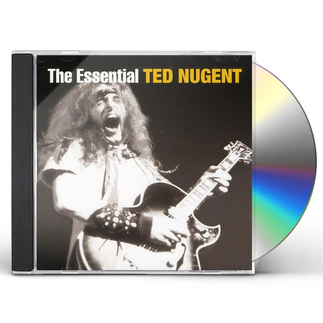 ESSENTIAL TED NUGENT CD
