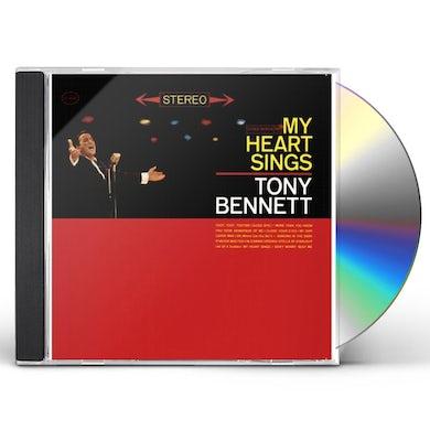 Tony Bennett MY HEART SINGS CD