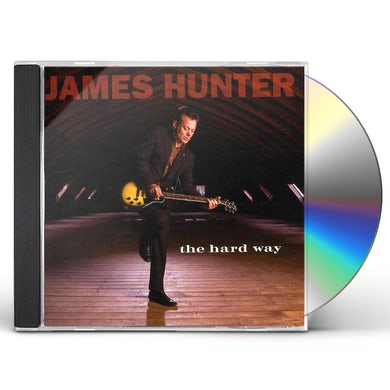 James Hunter HARD WAY CD