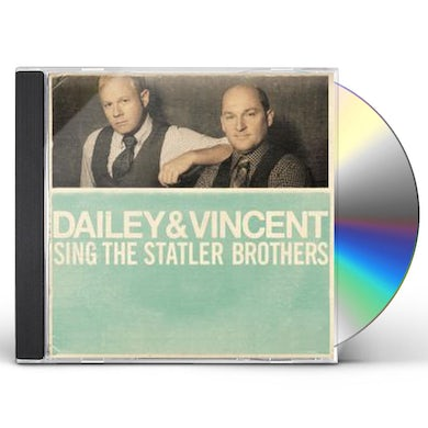 DAILEY & VINCENT SING THE STATLER BROTHERS CD