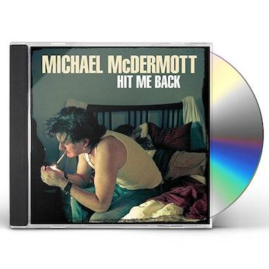 Michael McDermott HIT ME BACK CD
