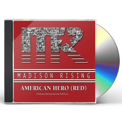 Madison Rising AMERICAN HERO CD