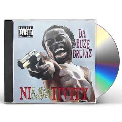 Da Buze Bruvaz NI&S@TIVITY CD