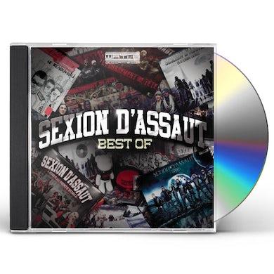 Sexion d'Assaut BEST OF CD