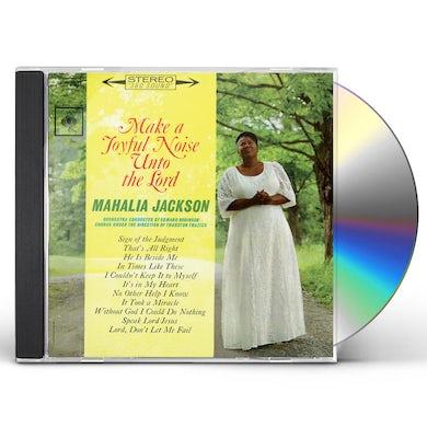 Mahalia Jackson MAKE A JOYFUL NOISE UNTO THE LORD CD