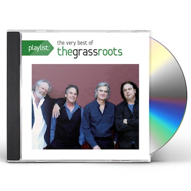 Playlist: The Very Best of Grass Roots CD
