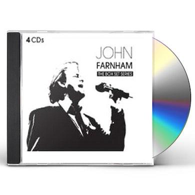 John Farnham BOX SET SERIES CD