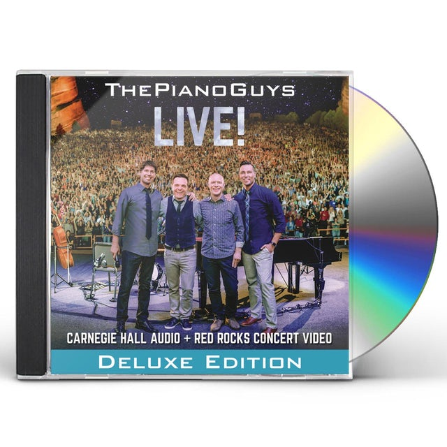 The Piano Guys LIVE CD