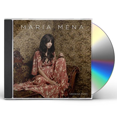 Maria Mena GROWING PAINS CD