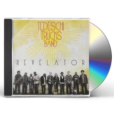 Tedeschi Trucks Band REVELATOR CD