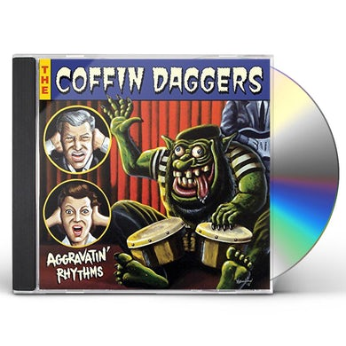 Coffin Daggers AGGRAVATIN' RHYTHMS CD