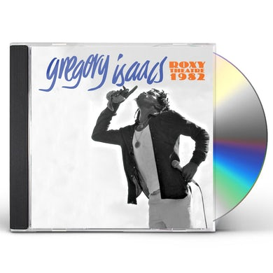 Gregory Isaacs ROXY THEATRE 1982 CD