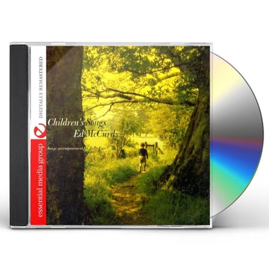 Ed McCurdy CHILDREN'S SONGS CD