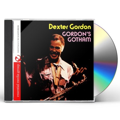 Dexter Gordon GORDON'S GOTHAM CD