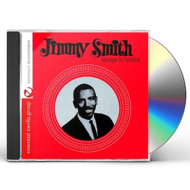Jimmy Smith STRANGER IN PARADISE CD