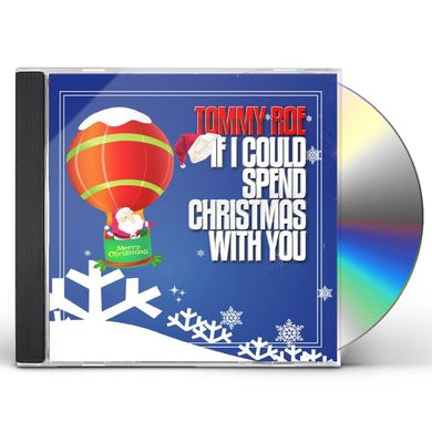 Tommy Roe IF I COULD SPEND CHRISTMAS WITH YOU CD
