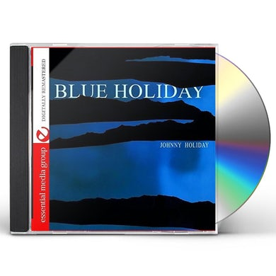 Johnny Holiday BLUE HOLIDAY CD