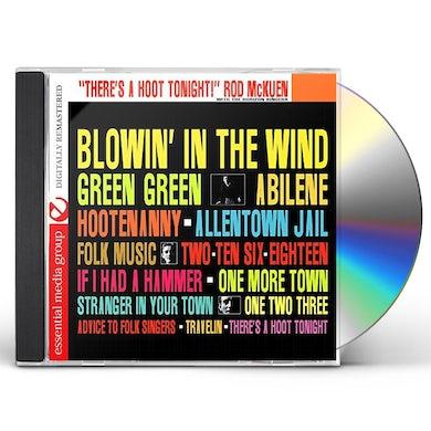 Rod McKuen THERE'S A HOOT TONIGHT CD