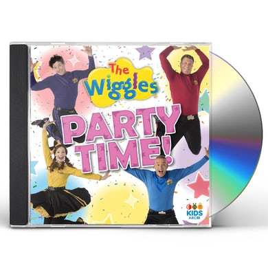 Wiggles PARTY TIME! CD