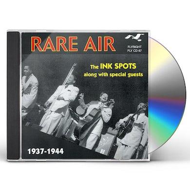 Ink Spots RARE AIR: 1937-1944 CD