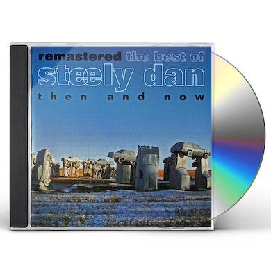 Steely Dan BEST OF: THEN & NOW CD